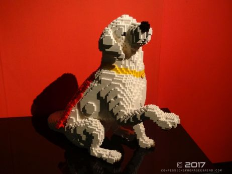 The Art of the Brick (DC Superheroes) 50
