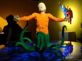The Art of the Brick (DC Superheroes) 52