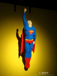 The Art of the Brick (DC Superheroes) 54