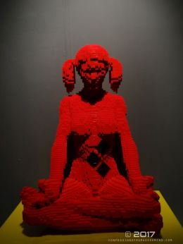 The Art of the Brick (DC Superheroes) 58