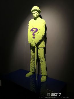 The Art of the Brick (DC Superheroes) 63