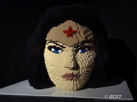 The Art of the Brick (DC Superheroes) 68
