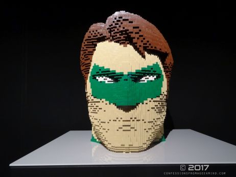 The Art of the Brick (DC Superheroes) 70