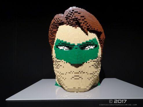 The Art of the Brick (DC Superheroes) 70