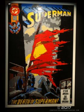 The Art of the Brick (DC Superheroes) 71