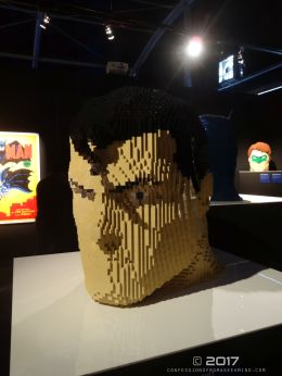 The Art of the Brick (DC Superheroes) 72