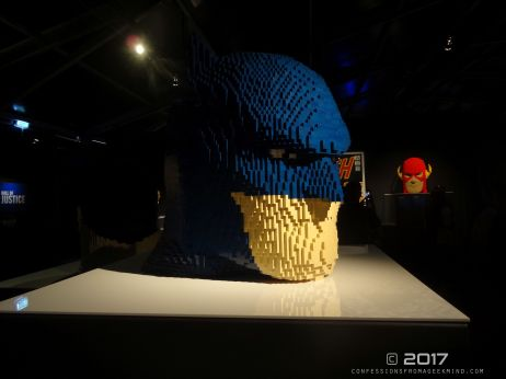 The Art of the Brick (DC Superheroes) 73