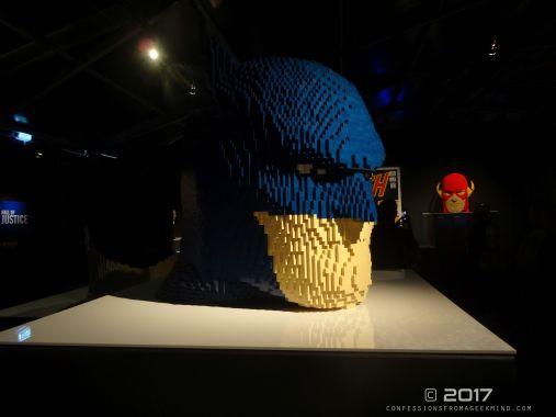 The Art of the Brick (DC Superheroes) 73