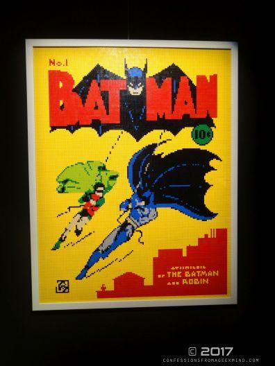 The Art of the Brick (DC Superheroes) 74