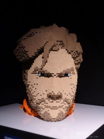 The Art of the Brick (DC Superheroes) 75
