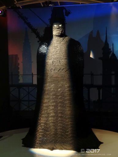 The Art of the Brick (DC Superheroes) 79