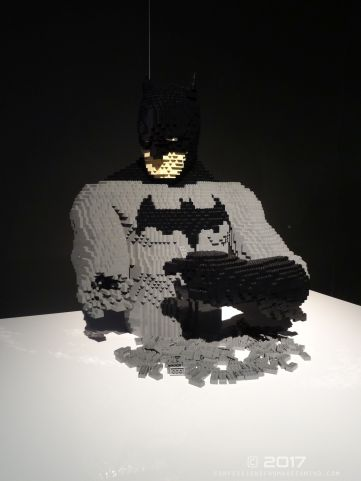 The Art of the Brick (DC Superheroes) 80