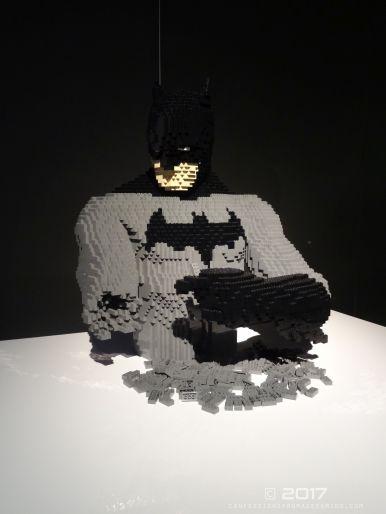 The Art of the Brick (DC Superheroes) 80