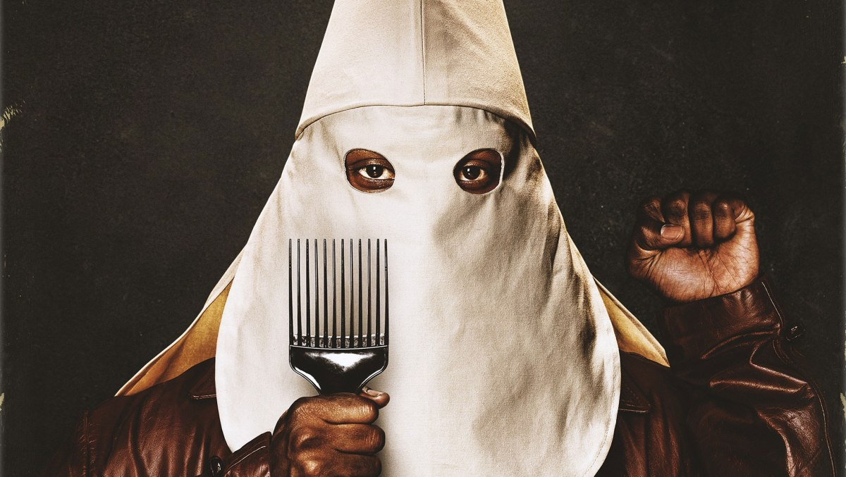 """God bless white America."" - BlacKkKlansman Review"