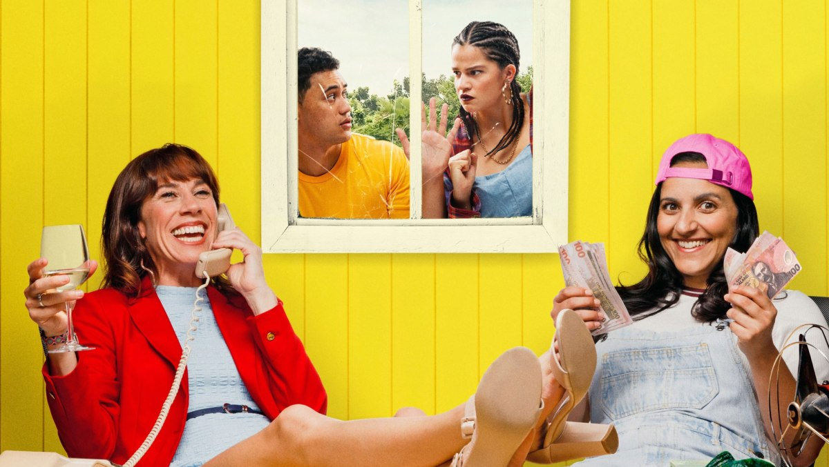 London Film Festival 2018: The Breaker Upperers Review