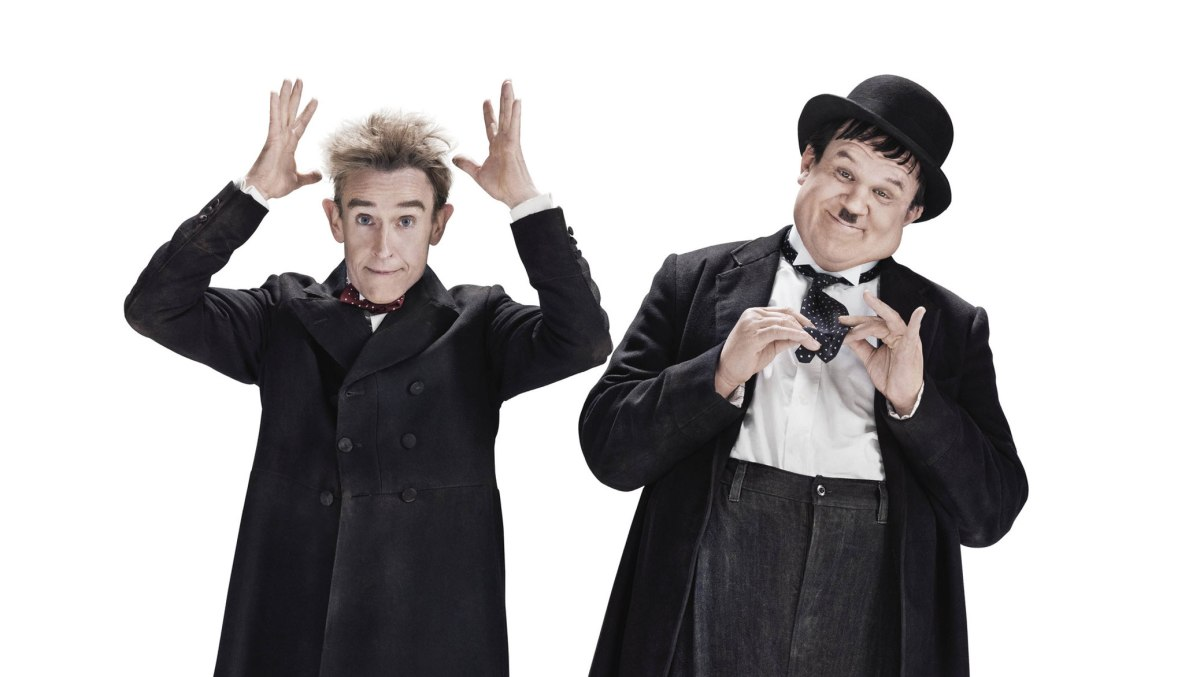 London Film Festival 2018: Stan & Ollie Review