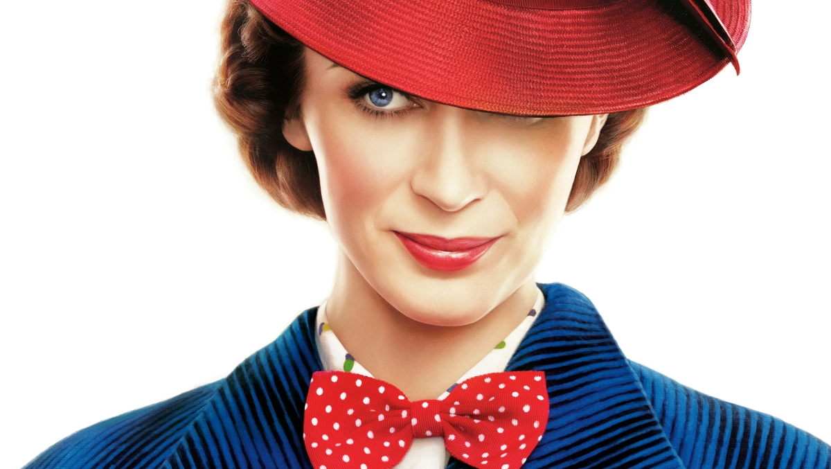 """Everything is possible, even the impossible."" - Mary Poppins Returns Review"