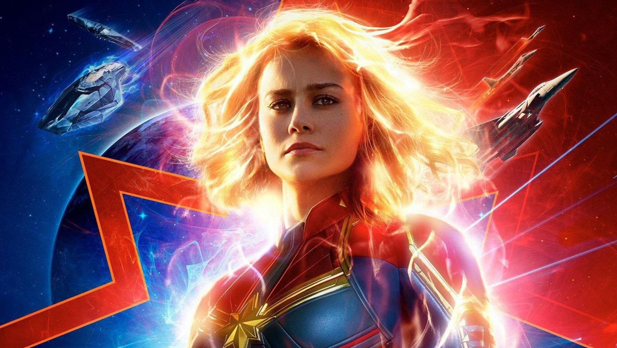 Higher, Further, Faster Baby. - Captain Marvel Review